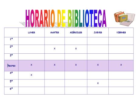 horario biblioteca 12-13