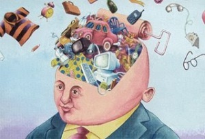 cerebro consumista